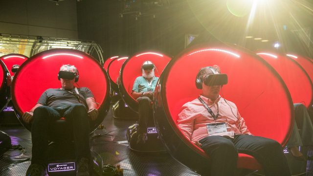 VR at SXSW 2017