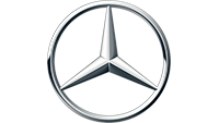 Mercedes-Benz official car sponsor logo