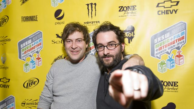 Mark Duplass & Jay Duplass at