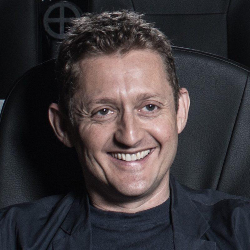 2018 Featured Speaker, Alex Winter