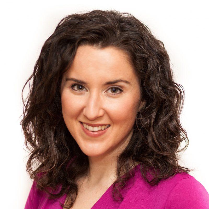 2018 Featured Speaker, Alisa Vitti
