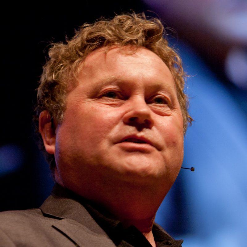 2018 Featured Speaker, Bob Richards