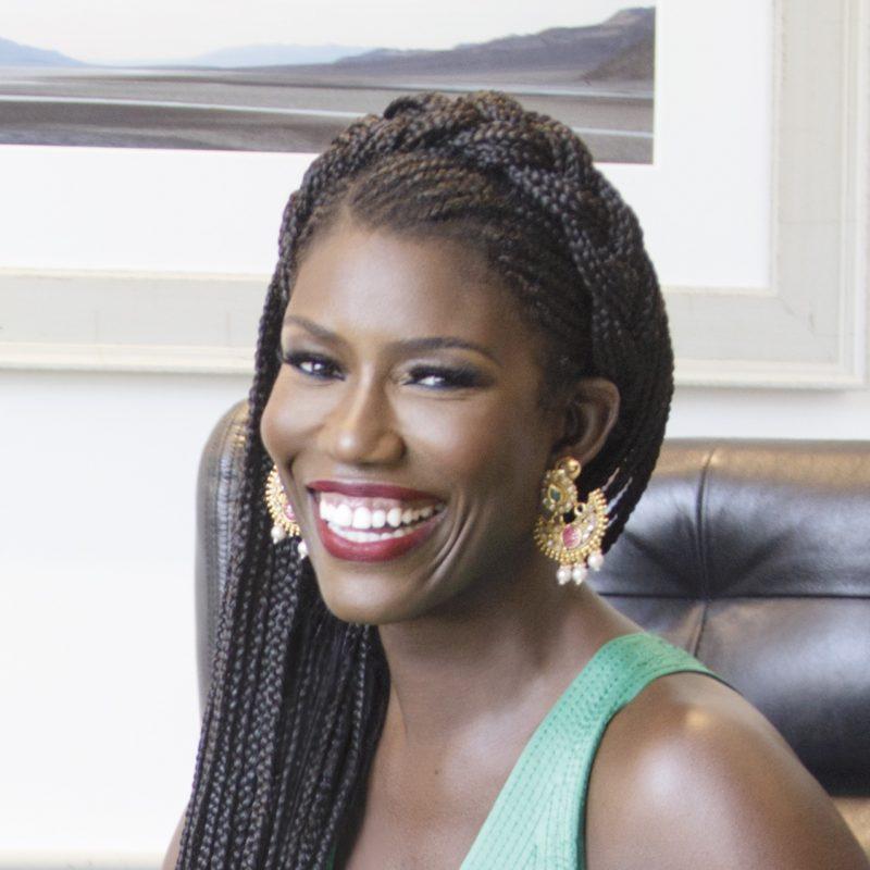 2018 Featured Speaker, Bozoma Saint John