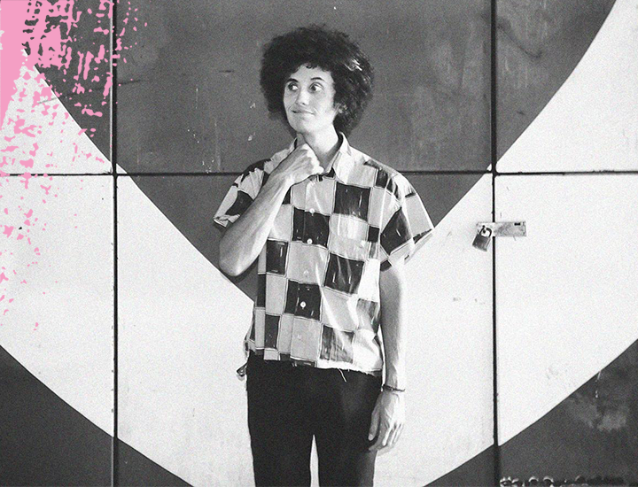 2018 Showcasing Artist, Ron Gallo - Photo by Tom Bejgrowicz