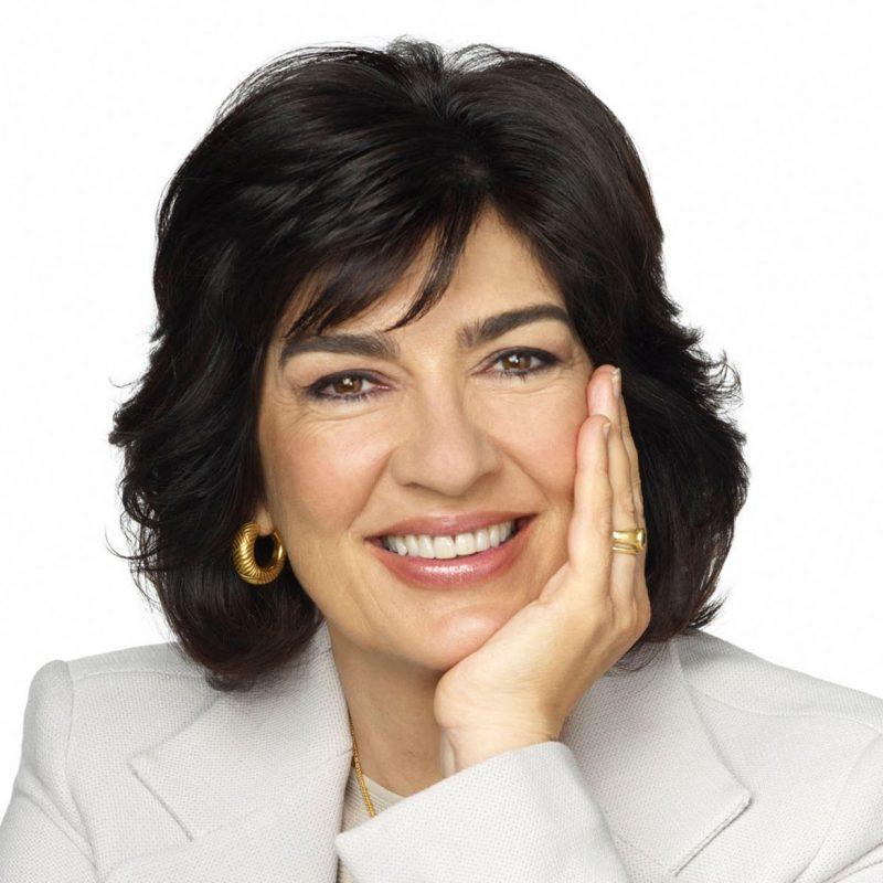 2018 Featured Speaker, Christiane Amanpour