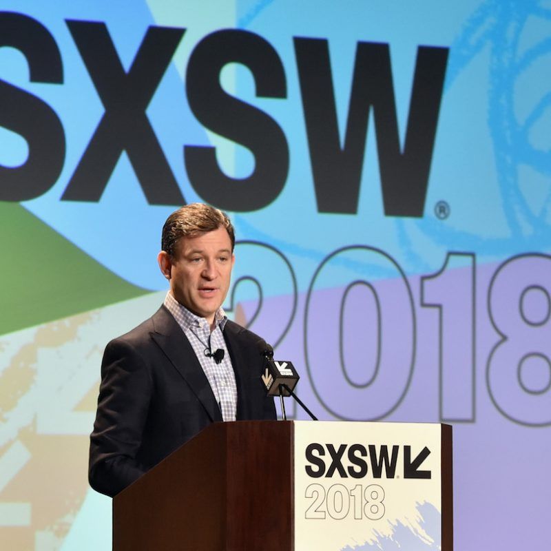 Dan Harris - Photo by Amy E. Price/Getty Images for SXSW)