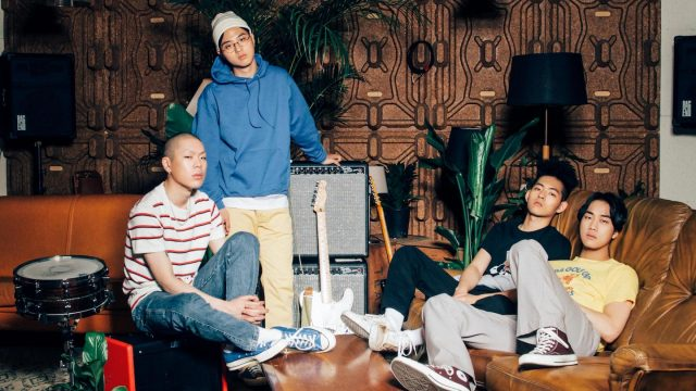 2018 Showcasing Artist HYUKOH