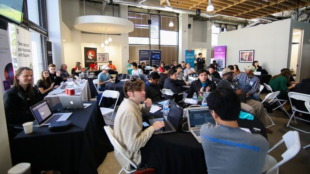 SXSW Hackathon - Photo by Randy and Jackie Smith