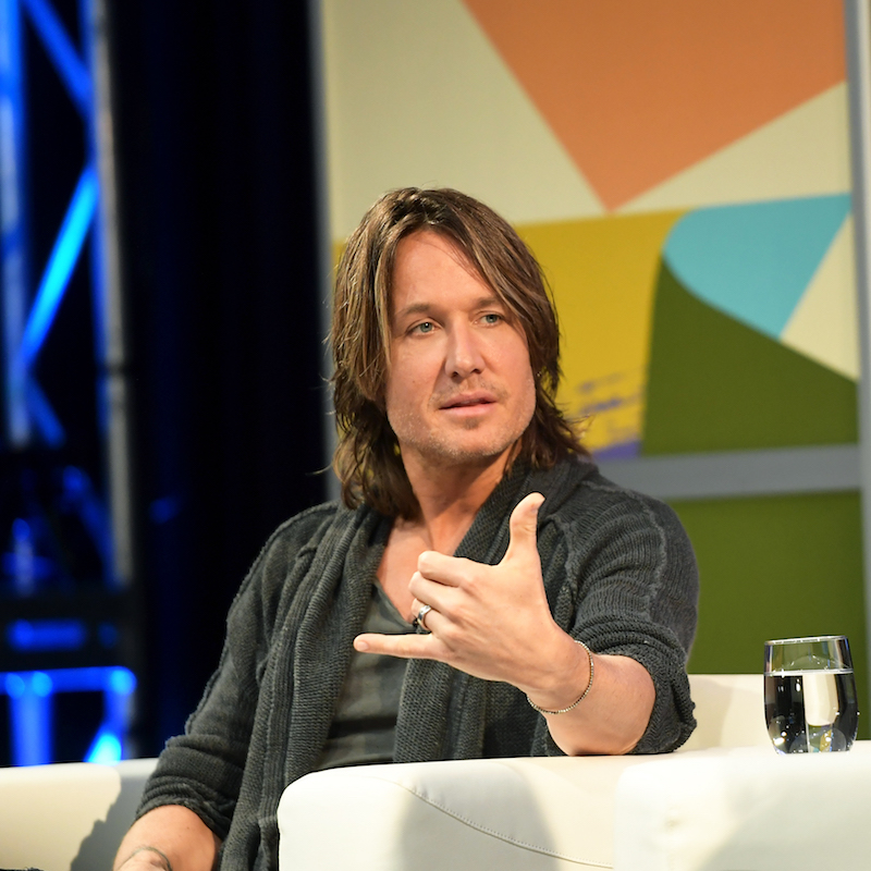 Keith Urban - Photo by Matt Winkelmeyer/Getty Images for SXSW
