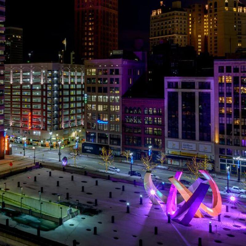 Luminocity - 2018 SXSW Place by Design Finalist