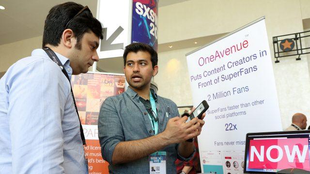 Startup Spotlights at SXSW