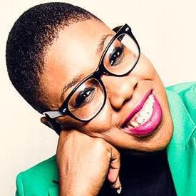 2018 Featured Speaker, Symone Sanders