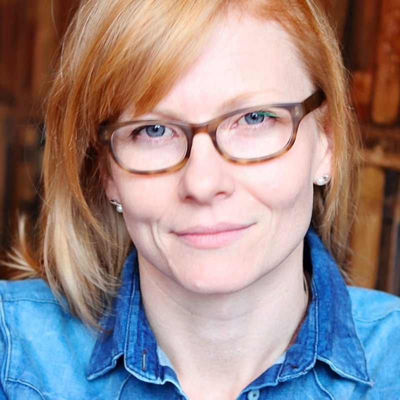 2018 Featured Speaker, Ana Marie Cox