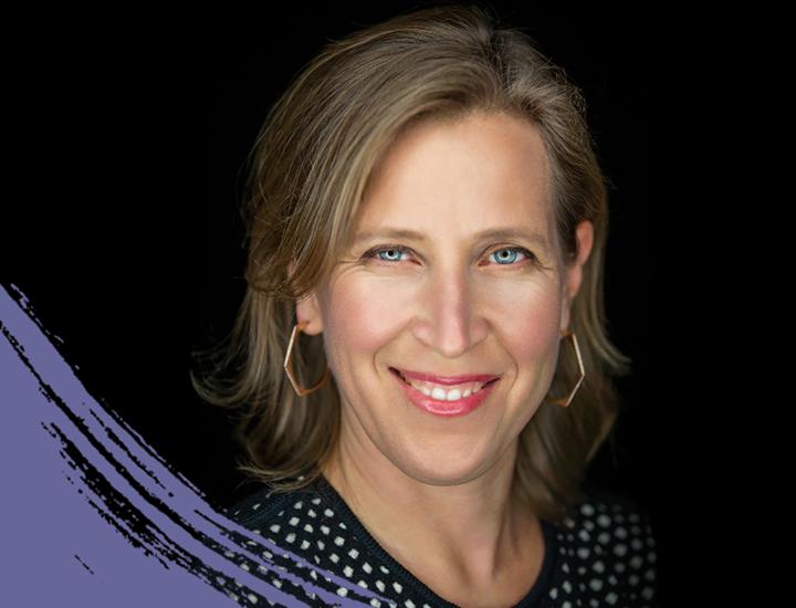 2018 Featured Speaker, Susan Wojcicki