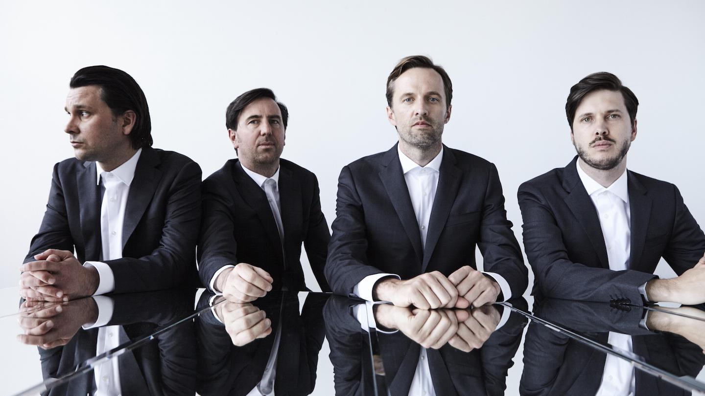 2018 Showcasing Artist Cut Copy