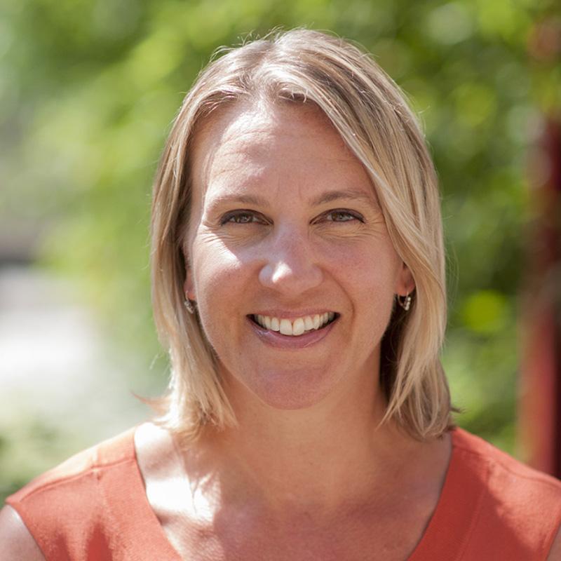 Elizabeth Gross - Photo courtesy of the Speaker