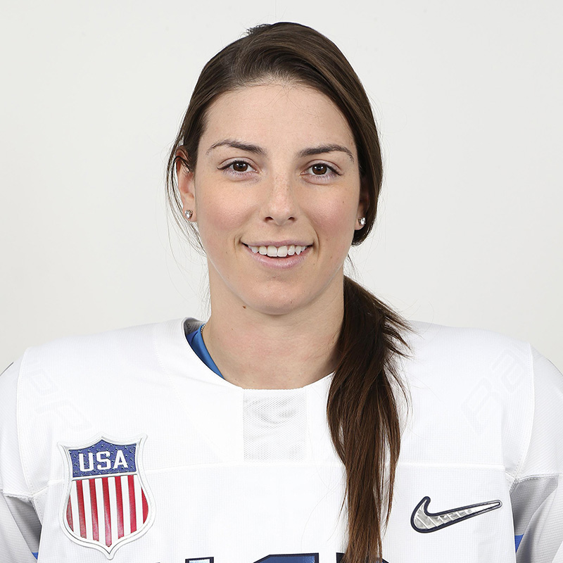 Hilary Knight SXSW 2018 Speaker Sports Track - Photo by Andre Ringuette/HHOF-IIHF Images