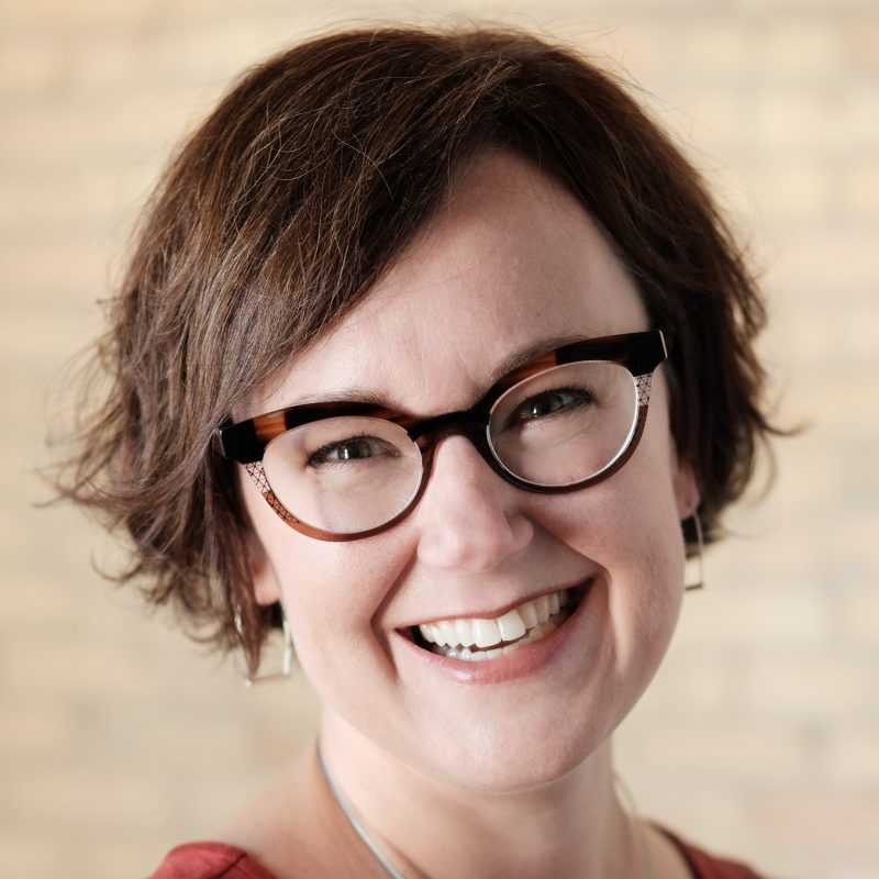 2018 Featured Speaker, Kristina Halvorson