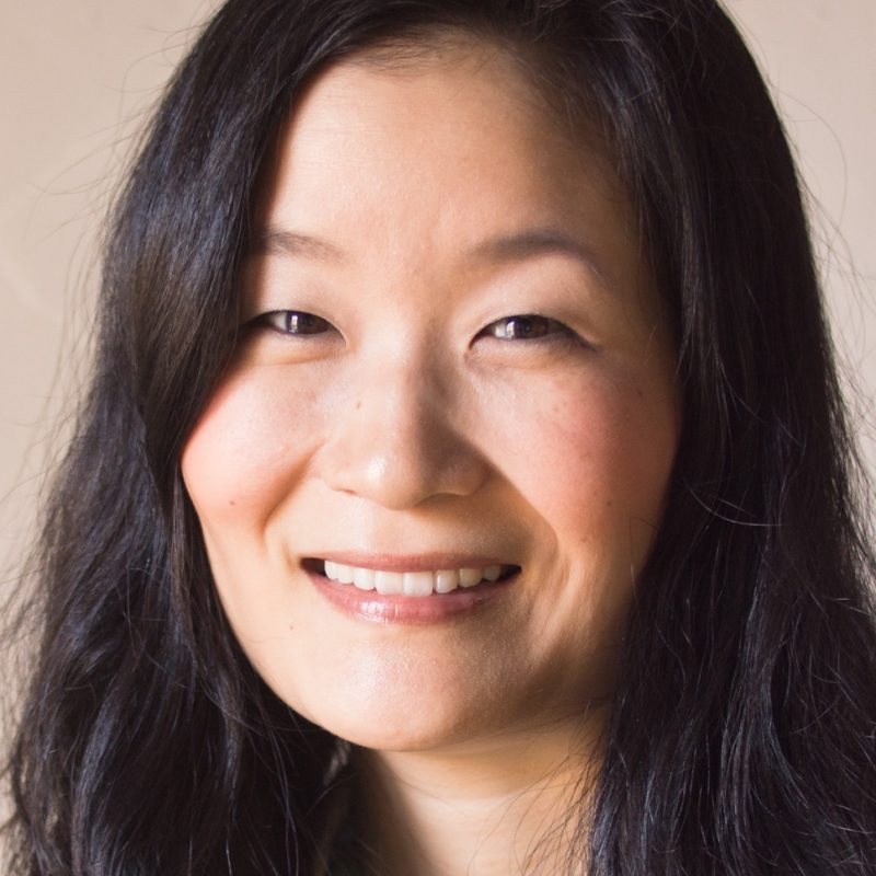 2018 Featured Speaker, Laura Shin