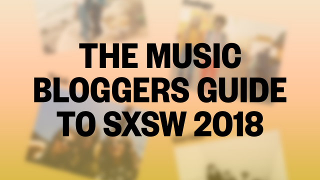 The Music Bloggers Guide to 2018