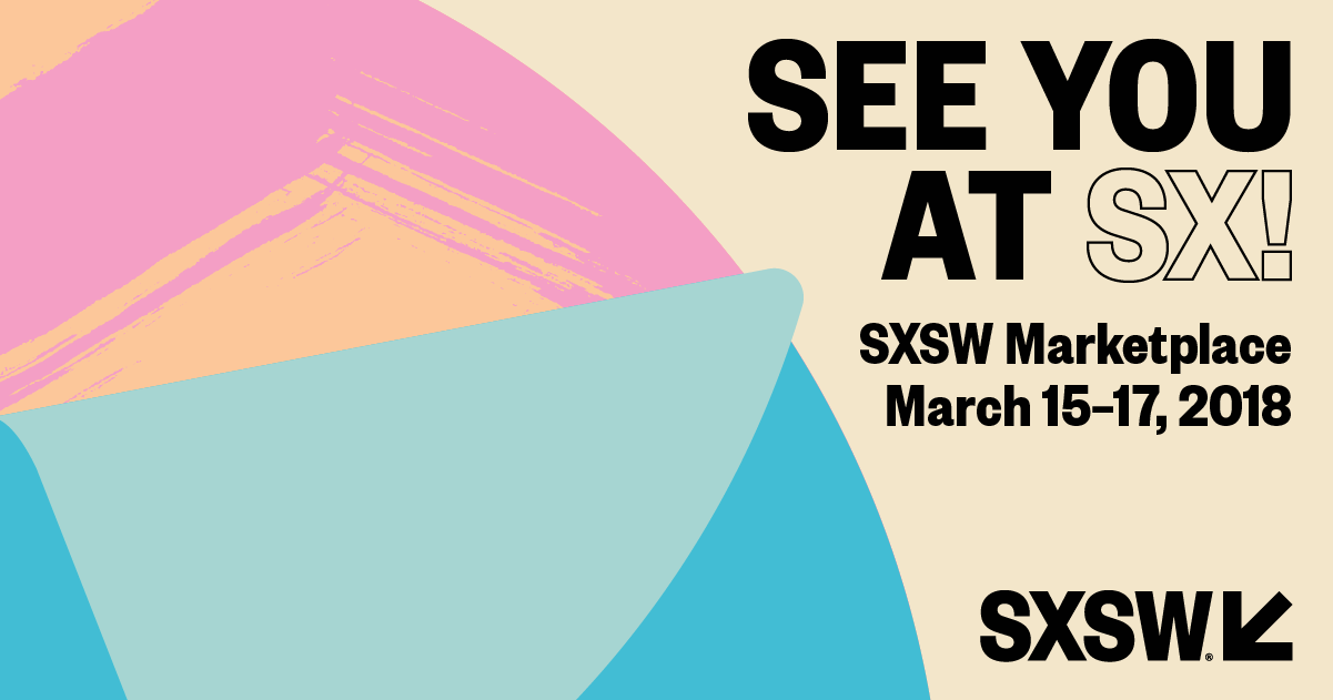 See You at SX! SXSW Marketplace Facebook