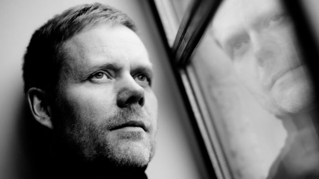 Max Richter - Photo by Rhys Frampton, Courtesy of Deutsche Grammophon