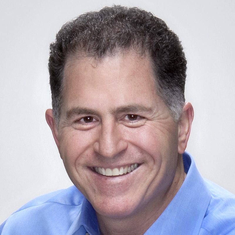 2018 Featured Speaker, Michael Dell
