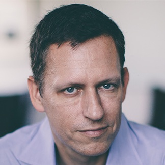 2018 Featured Speaker, Peter Thiel
