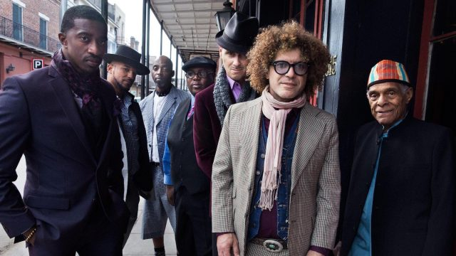 2018 Showcasing Artist Preservation Hall Jazz Band