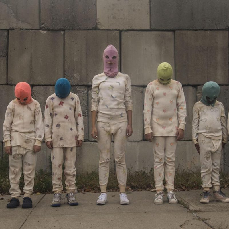 2018 Showcasing Artist Pussy Riot