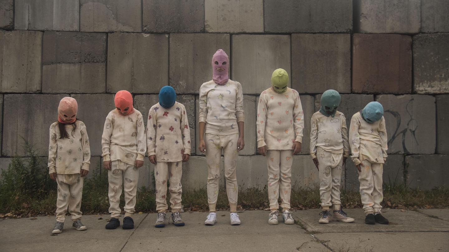2018 Showcasing Artist Pussy Riot