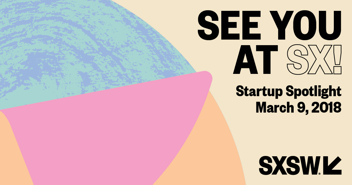 See You at SX! Tech Spotlight Facebook