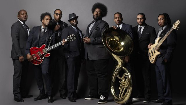 2018 Showcasing Artist - The Roots