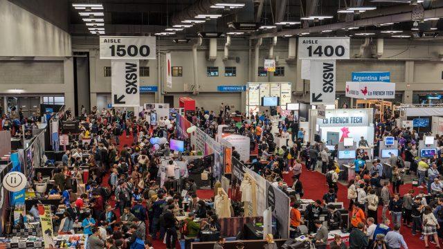 SXSW Trade Show