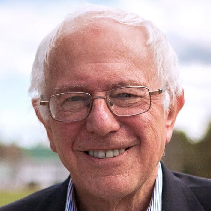 2018 Featured Speaker, Bernie Sanders