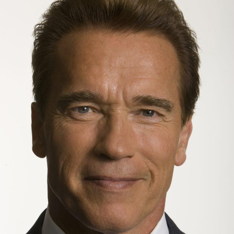 2018 Featured Speaker, Arnold Schwarzenegger