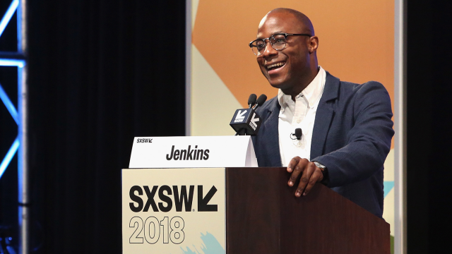 Keynote Barry Jenkins – Photo by Travis P. Ball/Getty images