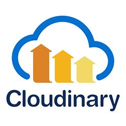 Cloudinary logo