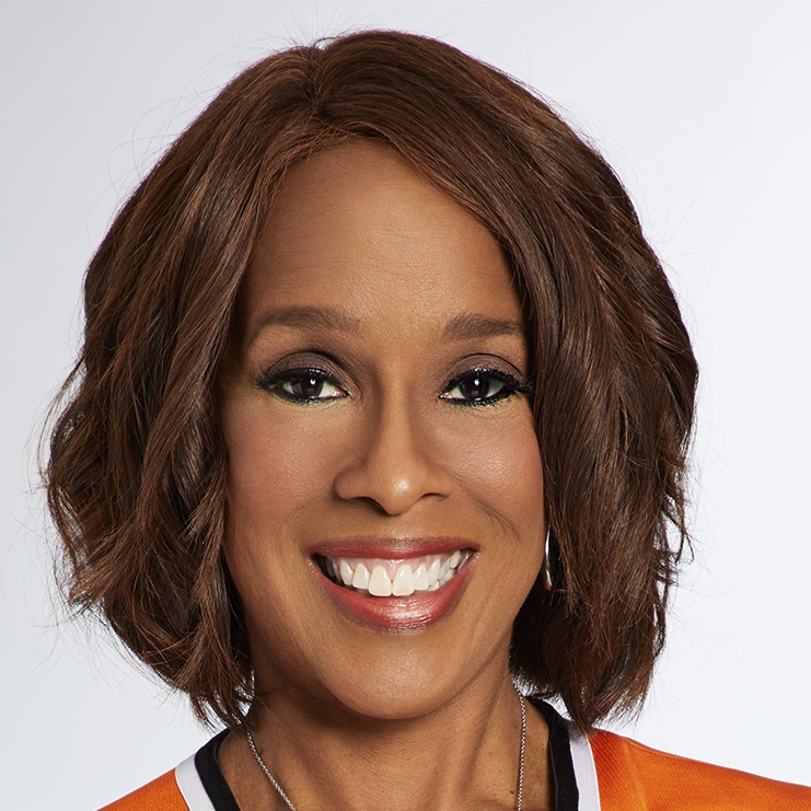2018 Featured Speaker, Gayle King