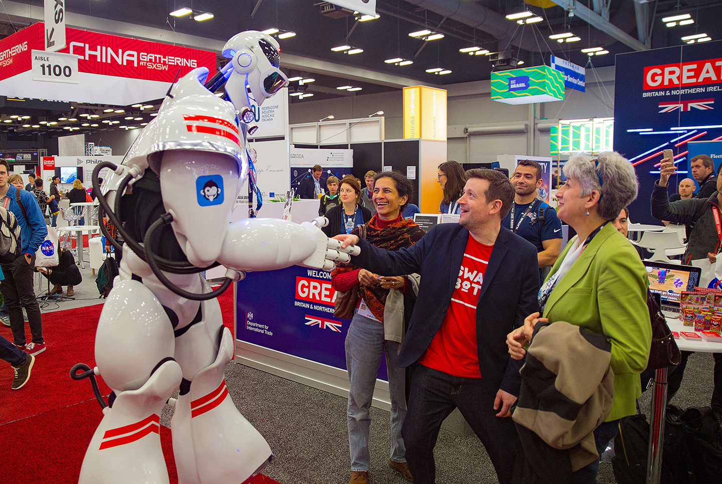 The omnipresent ai 2018 sxsw programming trends for Craft trade shows 2018