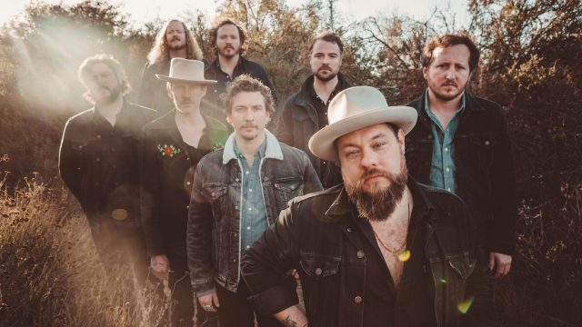 2018 Showcasing Artist Nathaniel Rateliff & The Night Sweats
