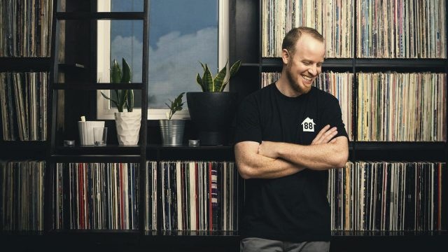 2018 Showcasing Artist - Skratch Bastid