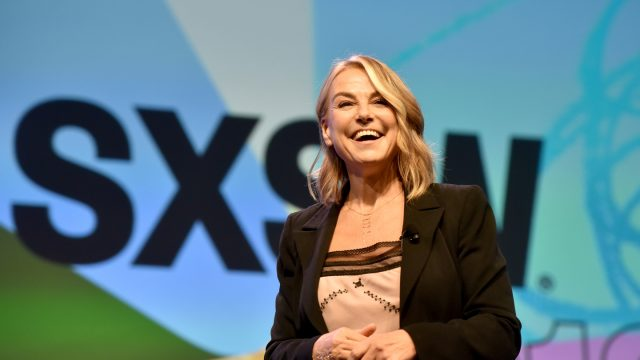SXSW Interactive Keynote: Esther Perel. Photo by Amy E. Price/Getty Images for SXSW