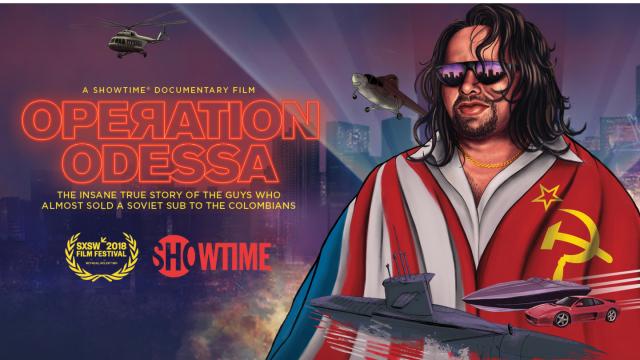 Odessa SX Showtime