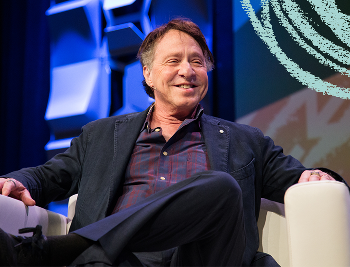 2018 Featured Speaker, Ray Kurzweil – Photo by Kit McNeil
