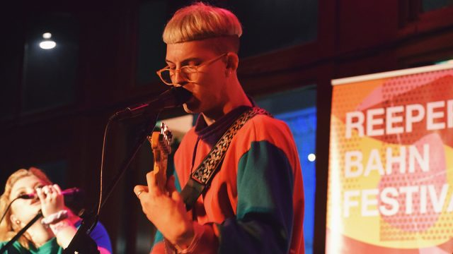 Gus Dapperton at SXSW 2018 - Photo by Shelby Magness