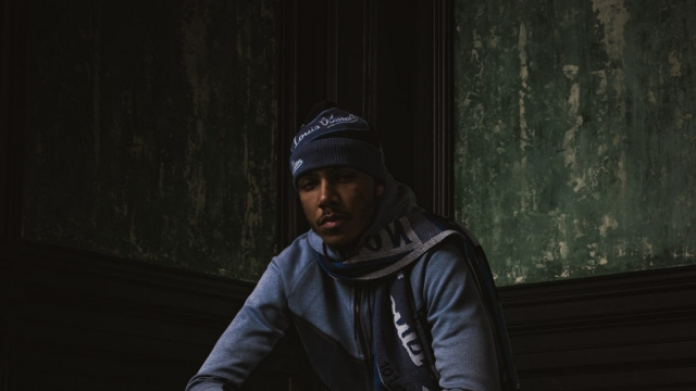 AJ Tracey - Photo by Dylan O'Connor