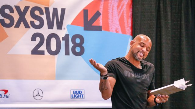 SXSW 2018 Unleash Your Super Powers Session - Photo by Andy Nietupski