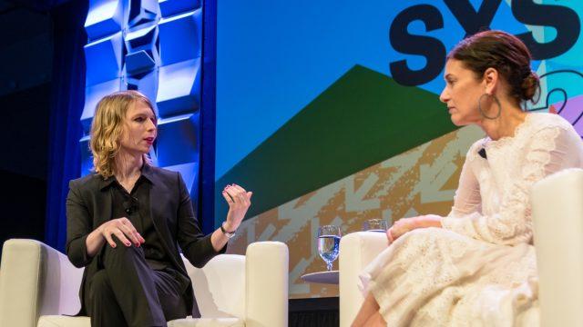 Chelsea Manning, Sally Singer
