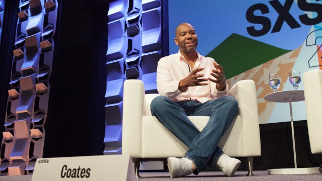 SXSW 2018 Convergence Keynote Ta-Nehisi Coates - Photo by Benedict Jones